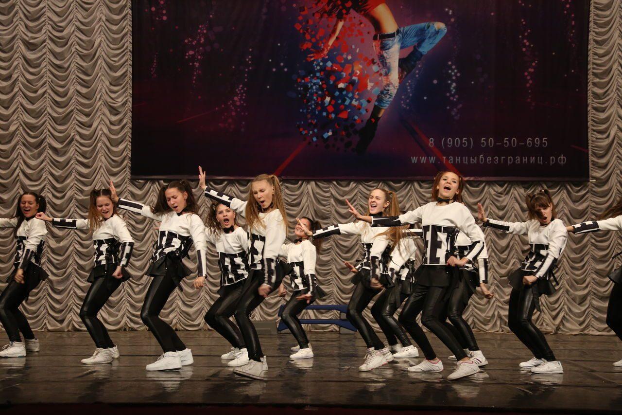 Танцы конкурс за границей